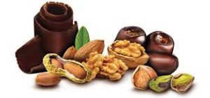 تولید شکلات خرمایی