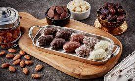 شکلات خرمایی صادراتی